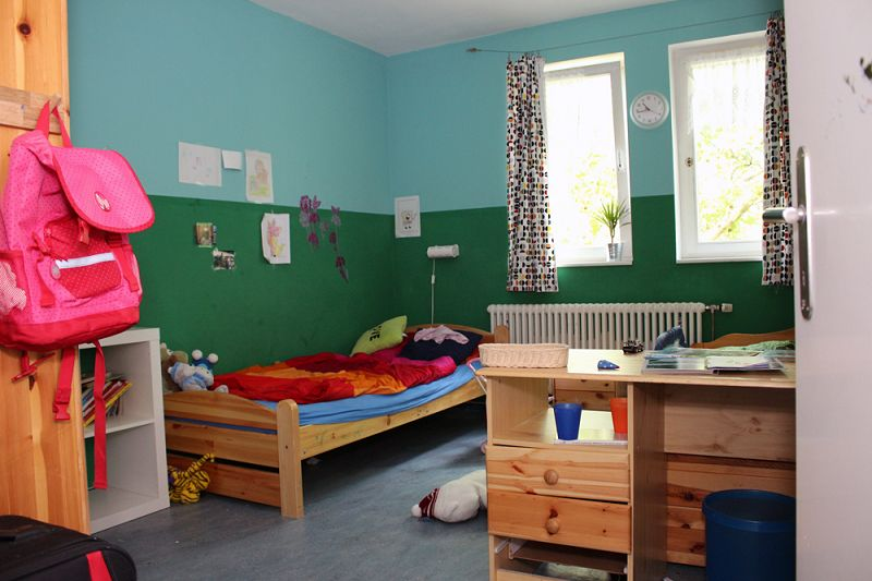 Kinderzimmer Clearing