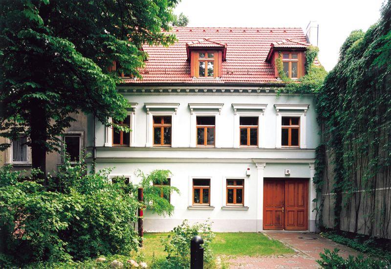 Kinder und familienhaus for Familienhaus berlin