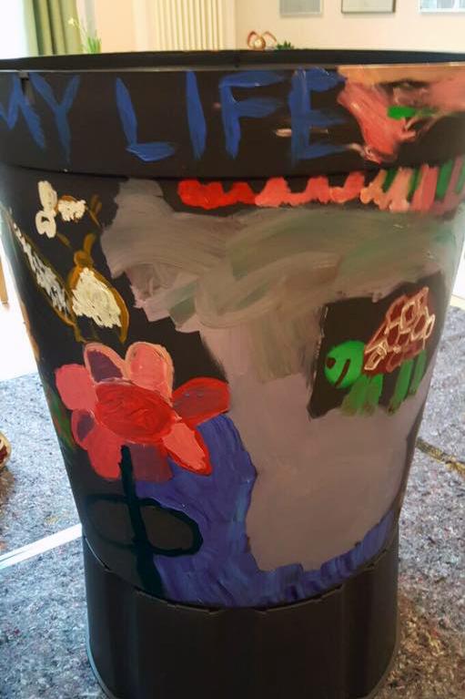 Blumenkuebel frisbee senioren3