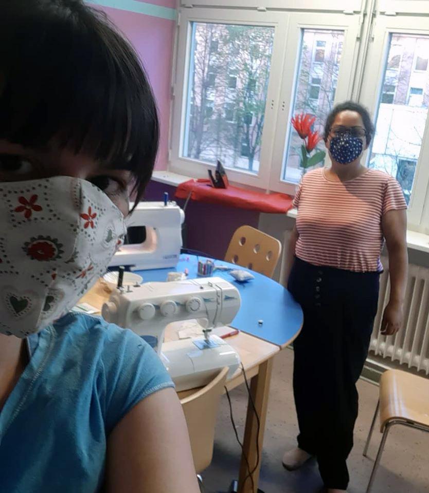 Masken Towanda