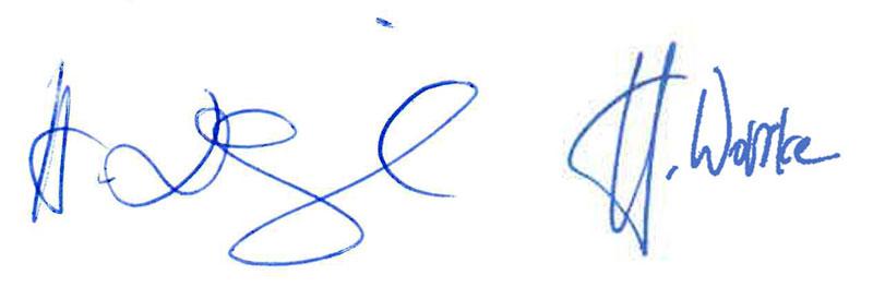 Unterschrift HeidiDepil ElisabethMueller