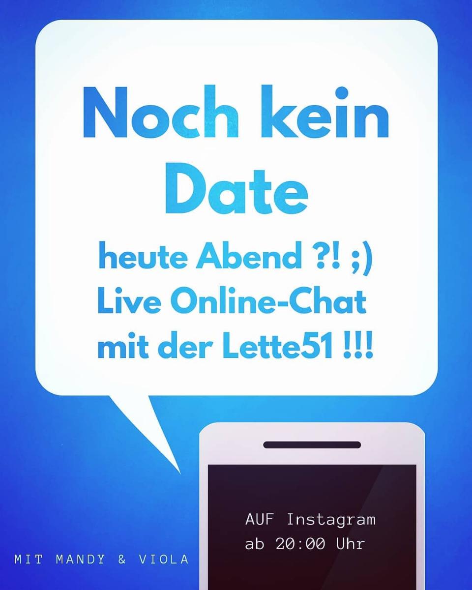 Lette51 Insta Date